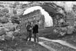 Laiuse linnuse NW külje värav Foto: V. Ranniku 1960