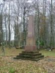 Pärnu-Jaagupi kalmistu Foto: J. Vali 27.10.2004