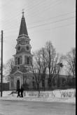 Võru kirik. Foto: V. Ranniku 1960