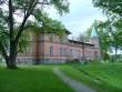 Kolu mõisa peahoone tagafassaad Foto: J. Vali 27.05.2004