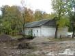 Mäetaguse mõisa tall-tõllakuuri juurdeehituse ehitamine Foto: J. Vali 13.10.2004