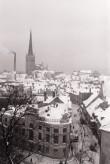 Tallinna vanalinna, vaade Laiale tänavale. Foto: V. Ranniku 1962