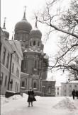 Aleksander Nevski peakirik Tallinnas NW. Foto: V. Ranniku 1962