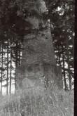 Mäo mälestussammas Vene-Liivi sõjale. Foto: V. Ranniku 1962
