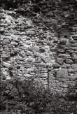 Põltsamaa linnuse väravaava N-seinas. Foto: V. Ranniku 1962