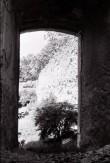 Põltsamaa linnuse N-müür. Foto: V. Ranniku 1962