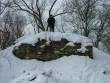 Harku linnuse varemed Foto: J. Vali 10.02.2005