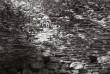 Põltsamaa linnuse kinnimüüritud laskeavad. Foto: V. Ranniku 1962