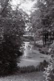Põltsamaa linnuse vallikraav.  Foto: V. Ranniku 1962