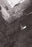 Põltsamaa linnuse peatorni sisemus.  Foto: V. Ranniku 1962