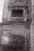 Põltsamaa lossi kamina jäänused. Foto: V. Ranniku 1962