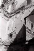 Põltsamaa lossi siseruumid W-tiivas.  Foto: V. Ranniku 1962