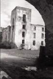 Põltsamaa linnuse peatorn. Foto: V. Ranniku 1962