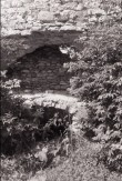 Põltsamaa linnuse N-külje väravakoht. Foto: V. Ranniku 1962