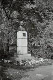 Carl (Karl) Abraham Hunniuse monument Foto: V.Ranniku 1964