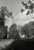 Lihula kirik. Foto: V. Ranniku 1964
