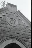 Varangu mõisnik von Luederi perekonna kabeli otsaviil Foto: V.Ranniku 1964