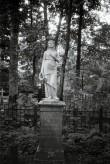 """Skulptuur """"Lootus"""",1897, A.Weizenberg Foto: V.Ranniku 1964"""