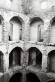 Põltsamaa linnuse sisehoov. Foto: V. Ranniku 1962