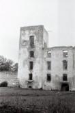 Põltsamaa pealinnuse W-sein. Foto: V. Ranniku 1962