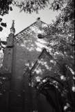 Riidaja mõisa kabeli esikülg. Foto: V. Ranniku 1967
