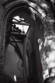 Riidaja mõisa kabeli sisevaade. Foto: V. Ranniku 1967