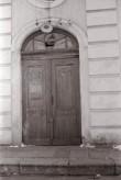 Võru kiriku uks. Foto: V. Ranniku 1969