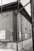 Hoone Tallinna 9 Kuressaare linnas. Foto: V. Ranniku 1969