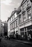 Tallinna vanalinna, vaade Pikale tänavale. Foto: V. Ranniku 1971