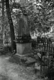 Ungern-Sternbergide kalm Viljandi kalmistul. Foto: V. Ranniku 1971