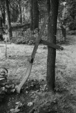 Sepisrist Viljandi kalmistul. Foto: V. Ranniku 1971