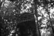 Juugendstiilis hauamonument Viljandi kalmistul. Foto: V. Ranniku 1971