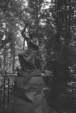 Skulptuur Naine ankruga Foto: V. Ranniku 1971