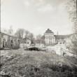 Rakvere teater (mõisa peahoone) Foto: J. Vali mai 1991