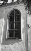 Kodavere kiriku aken. Foto: V. Ranniku 1972